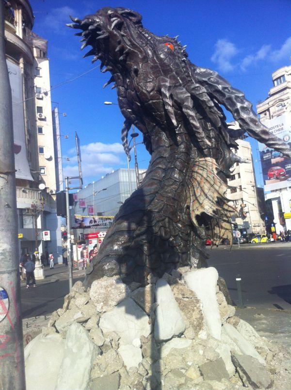 smaug-dragonBucarest