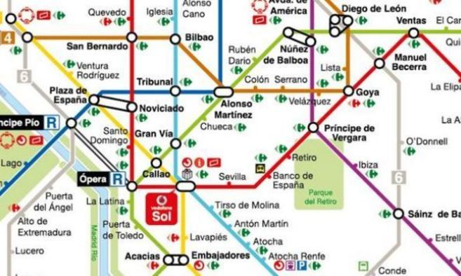 madrid metro and fair market value